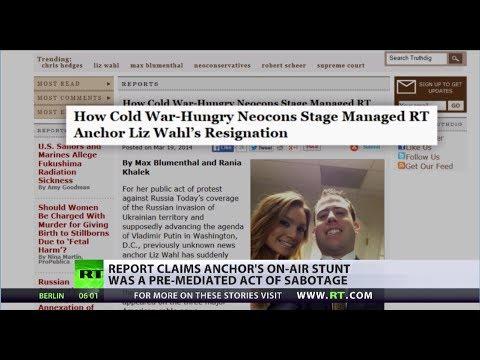 Neocon Con? US right stage media attack on alternative news