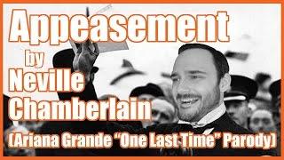 "Appeasement (Ariana Grande ""One Last Time"" Parody) - @MrBettsClass"