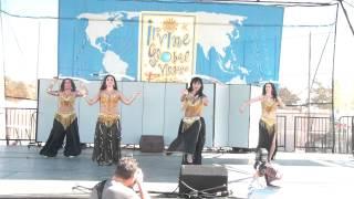 Jewels that Raq (pt. 2) @ 2013 Irvine Global Village Festival