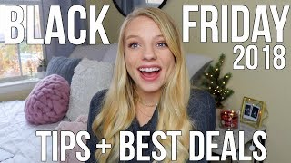 BLACK FRIDAY 2018! What to buy & where + my tips!!