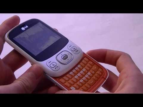 Dutch: LG InTouch Lady video preview