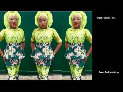 Best Ankara And ASO Styles - Top in the list