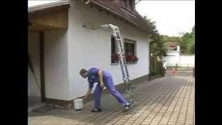 Шарнирная лестница-стремянка KRAUSE MultiMatic(, 2013-05-18T08:40:32.000Z)