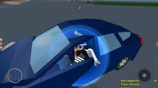 MEIN FORD FOCUS ST CAN'T CLIMB THIS HILL!!!! - Roblox Checkpoint Racing
