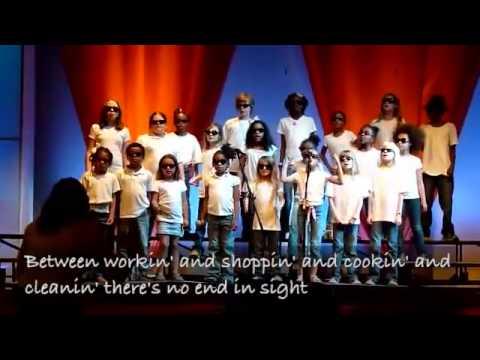 Mother's Blues w lyrics