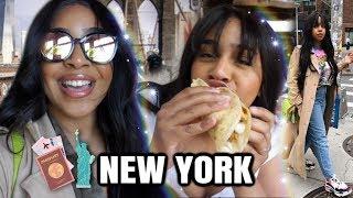 VLOG NEW YORK | MA PREMIÈRE FOIS A NYC