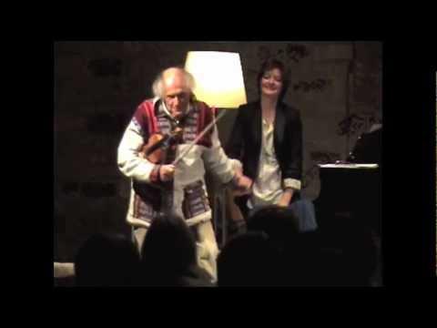 Ivry Gitlis & Natacha Kudritskaya at Stiftfestival '11: Paradis Sicilienne