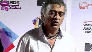 Lucky Ali at MTV Music Awards India 2013