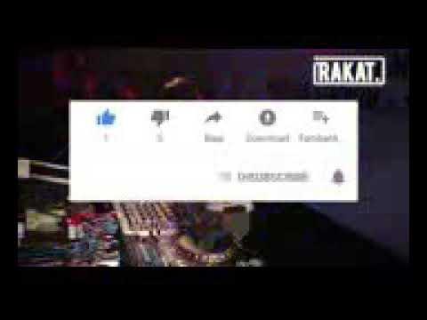 DJ VIRAL LOE MATI GUE PARTY ORIGINAL REMIX 2018