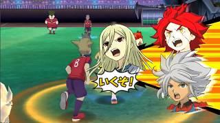 ✇ Inazuma Eleven GO Strikers 2013 ✇ MODO HISTORIA 2017 #9 Revanche contra Exército Ogre!