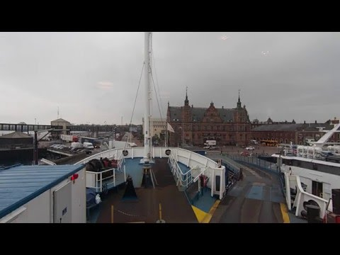 Traveling with Ferry between Helsingør (Denmark) and Helsingborg (Sweden)