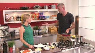 San Remo Pasta Recipes: Angel Hair Pasta With Poached Egg And Smoked Salmon