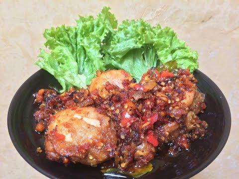 cara-memasak-ayam-pedas-mampus