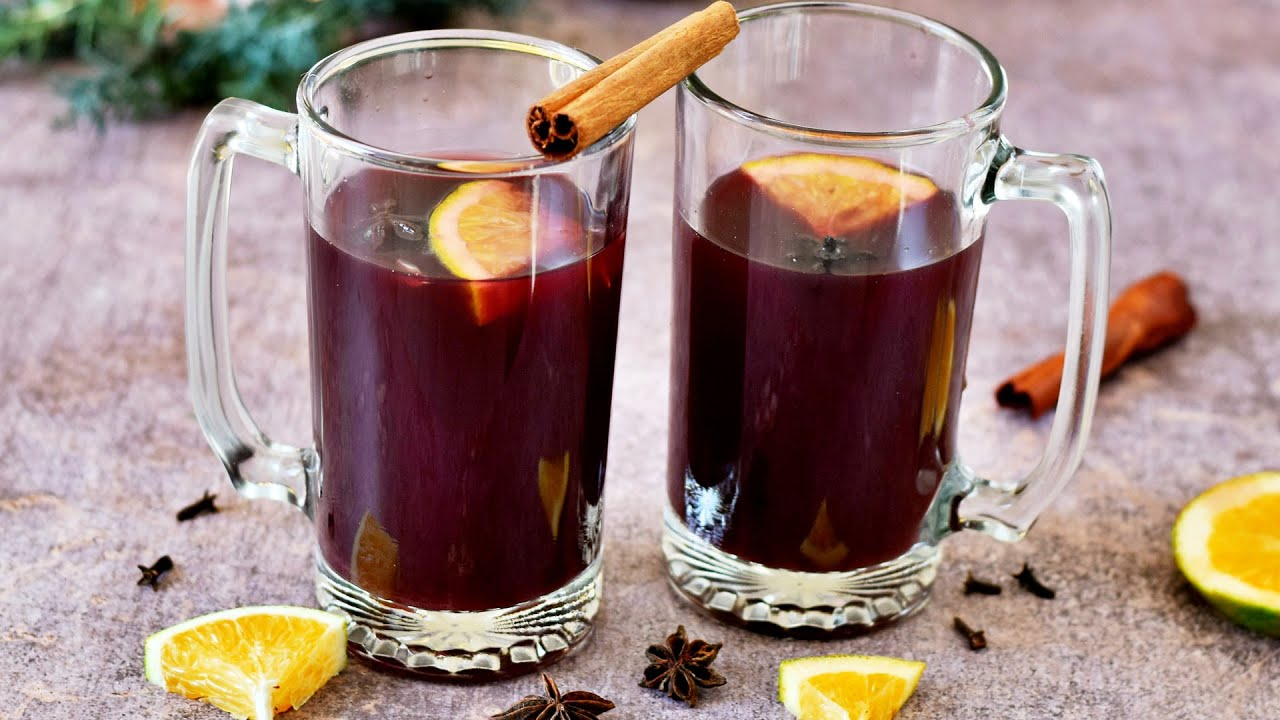 Mulled Wine Recipe | Best German Glühwein