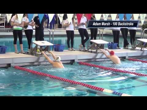 Okemos Varsity Swimming - 2013 States