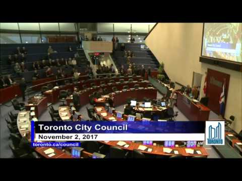 City Council - November 2, 2017 - Part 1 of 2 - Morning Session
