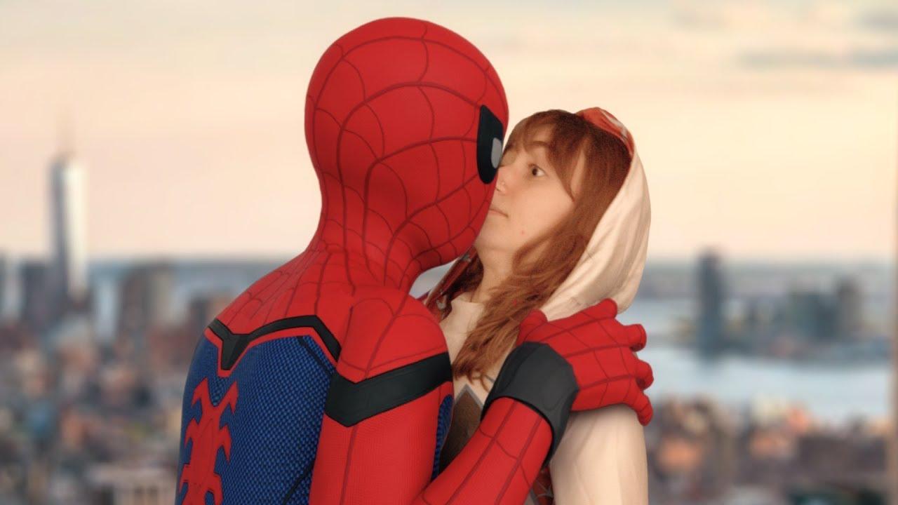We are VENOM - Parody Sketch #53 (Spider-Gwen rejects Spider-Man?) #1