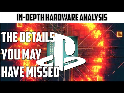 PS5 Full Spec Analysis | A New Generation Is Born