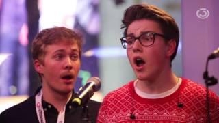 """Piccanto """"Little Drummer Boy"""" (live beim Ö3-Weihnachtswunder)"""
