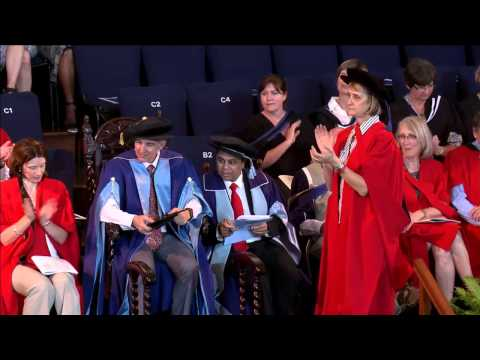 UCT Graduation 2014: Faculty of Engineering and the Built Environment 2 (19 Dec)