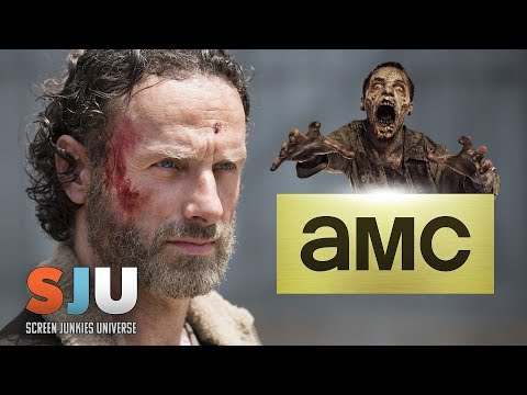 "AMC Facing Massive Lawsuit Over ""The Walking Dead"" - SJU"