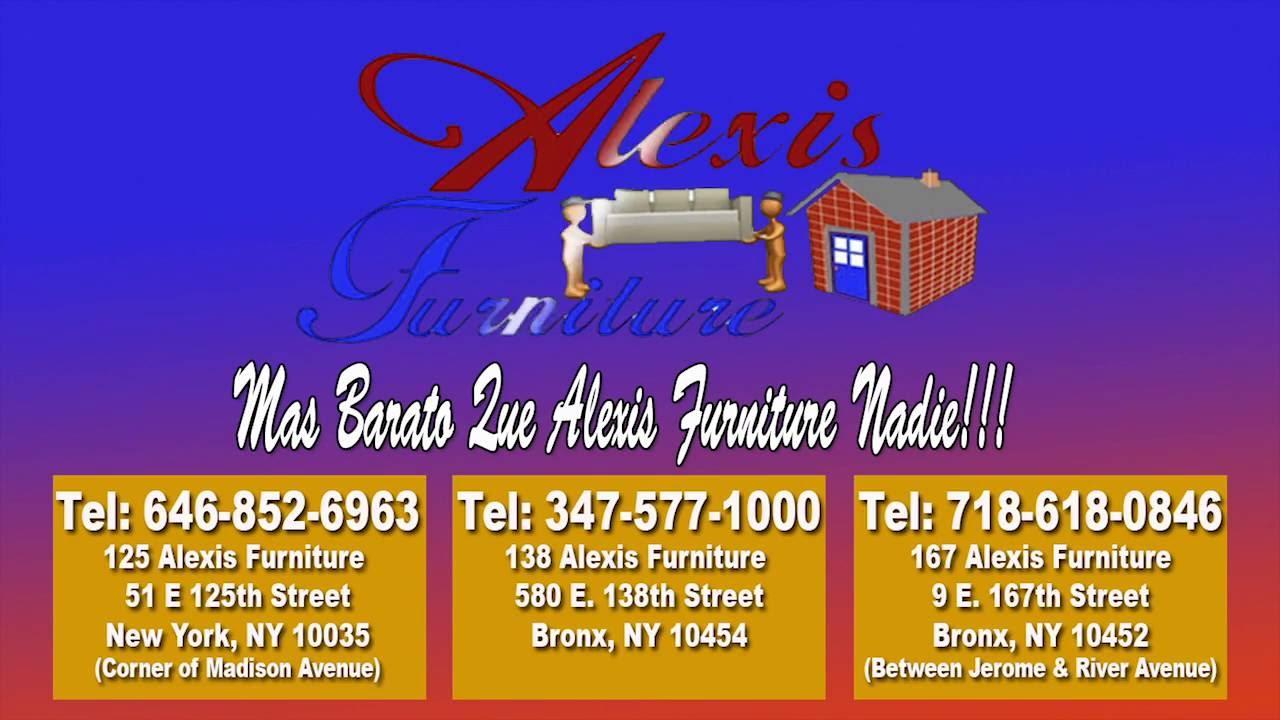 Delightful Alexis Furniture Comercial Oficial