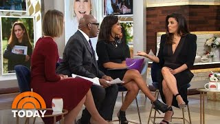 Eva Longoria Talks About Giving Back And New Son Santiago   TODAY