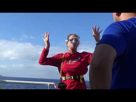 Molokini Snorkel Trip, Maui, Hawaii