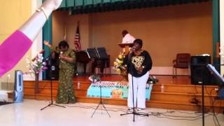 Do Something New In My Life - Holy (Groupe Psaumes 150) | MFCI Church | Culte 07 Sept.14