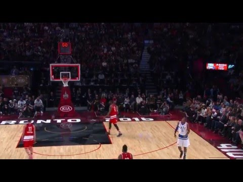 Al Horford Buzzer Beater West vs East (2016 NBA All Star Weekend)