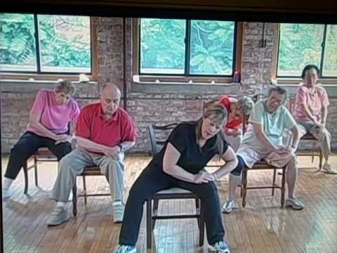Exercise for Seniors - Lower Back Stretching for Seniors