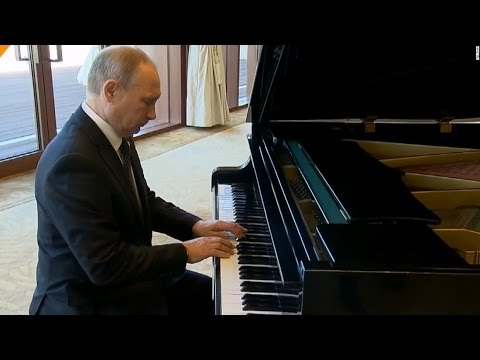 Pianist Putin: Chinese Piano Was Out Of Tune; Russia was right not to enter Eurovision