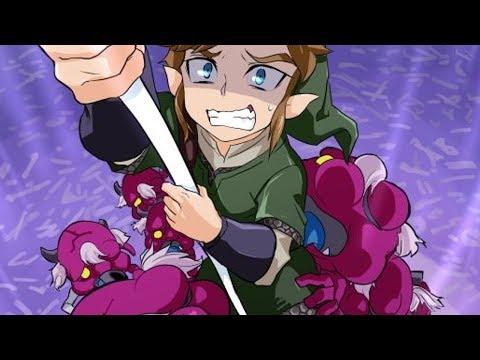 Zelda's Curse of The Smart Bokoblin