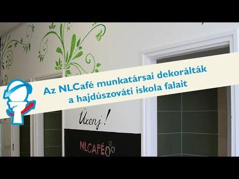 A Nők Lapja Café napja a hajdúszováti iskolában