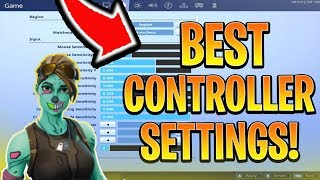 My Fortnite settings for Xim Apex – NetLab
