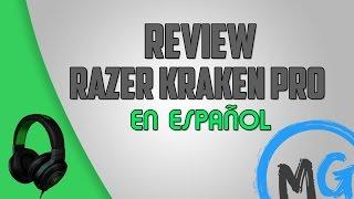 (Review en Español) Razer Kraken Pro - MultiGaming