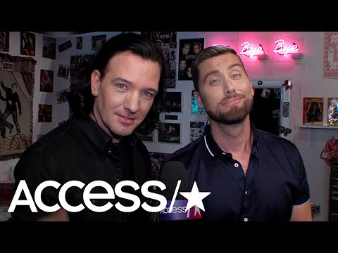 *NSYNC's Lance Bass & JC Chasez Give A Tour Of #TheDirtyPopUp | Access