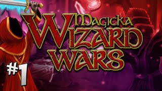 Magicka Wizard Wars Rumble: Don