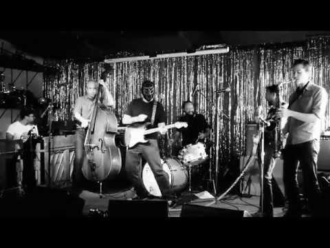 EDDIE ANGEL with JD McPHERSON BAND - HILLBILLY BLUES - TWSWPWK