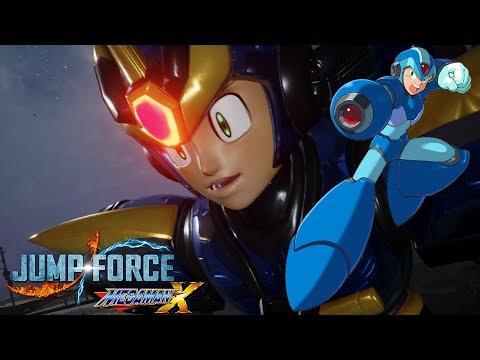 Jump Force - X (MEGAMAN X) [MOD]