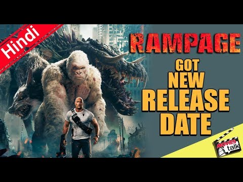 Rampage New Relese date [Explained In Hindi]