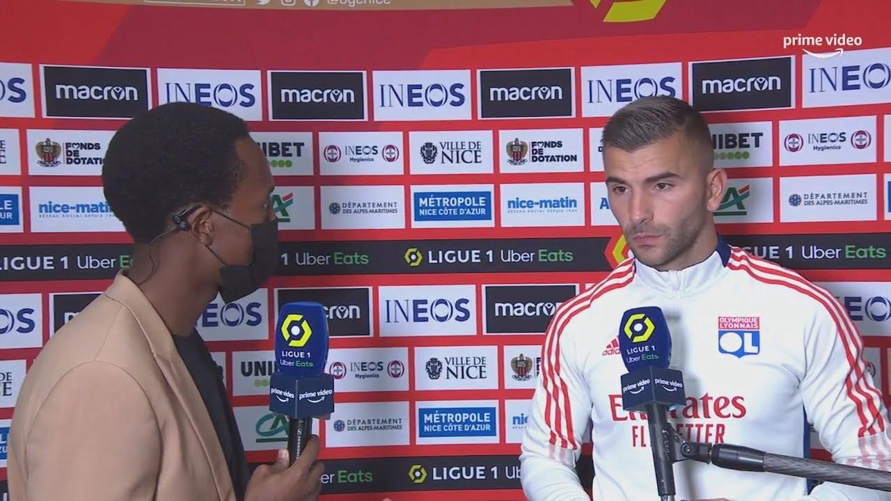 Nice 3-2 OL L'après match  Réactions Peter Bosz, Anthony Lopes et Maxence Caqueret