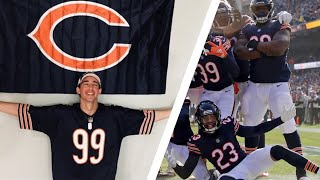Chicago Bears Free Agency Review!
