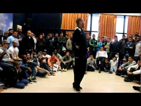 Cecef D.Street Demo Juges Battle en NORD* 08/04/12