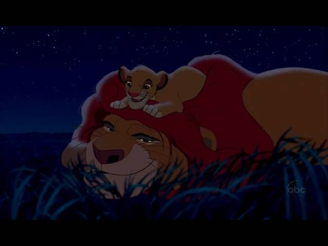 Lion King - Kings of the Past