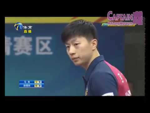 [20171230] TJTV Sport | MA Long vs ZHANG Yudong | MT-R8M1 | 2017 China Super League | Full Match