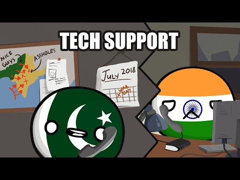 India tech support - Countryballs