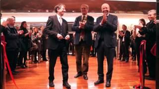 Inaugurazione Borsa Italiana Gallery