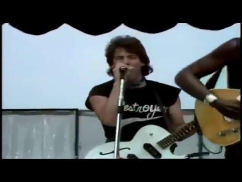 GEORGE THOROGOOD & ALBERT COLLINS - Madison blues (Live AID 1985)