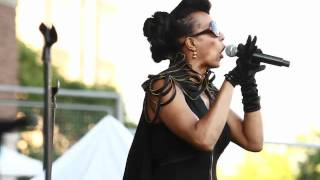 Marie Daulne of Zap Mama - Me and The Devil (Gil Scott-Heron cover)